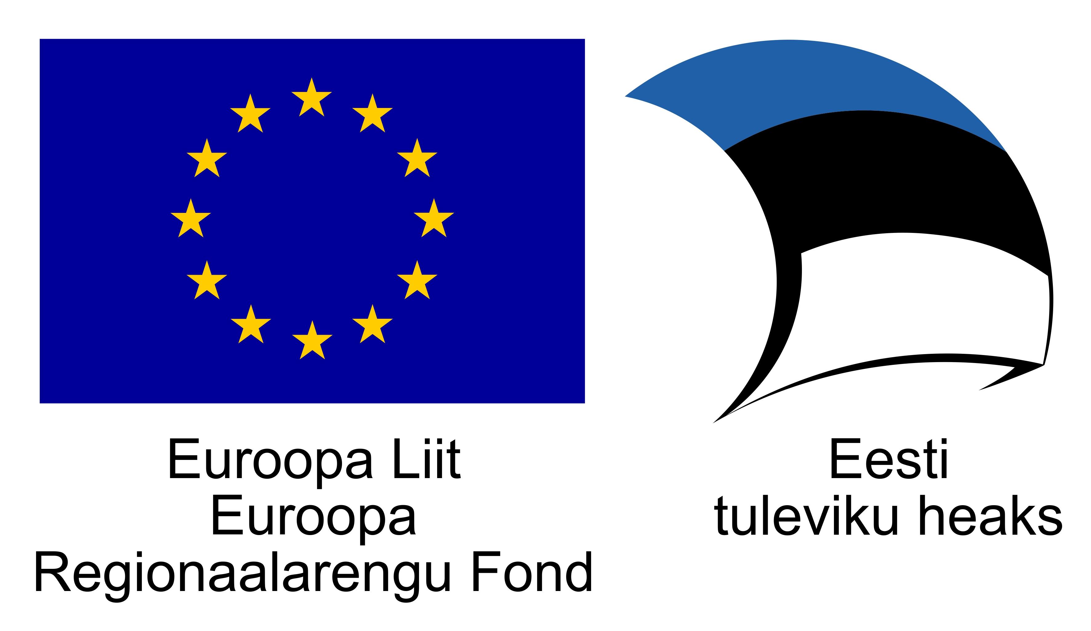 EL regionaalfondi logo