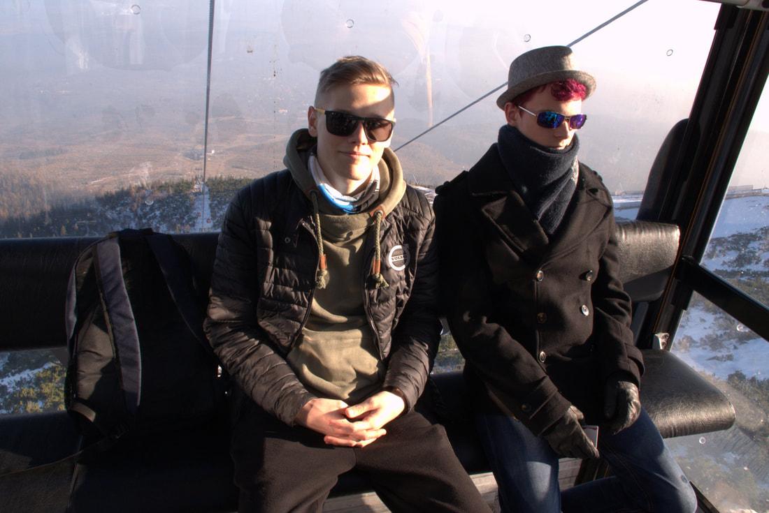 Karl-Martin ja Martin