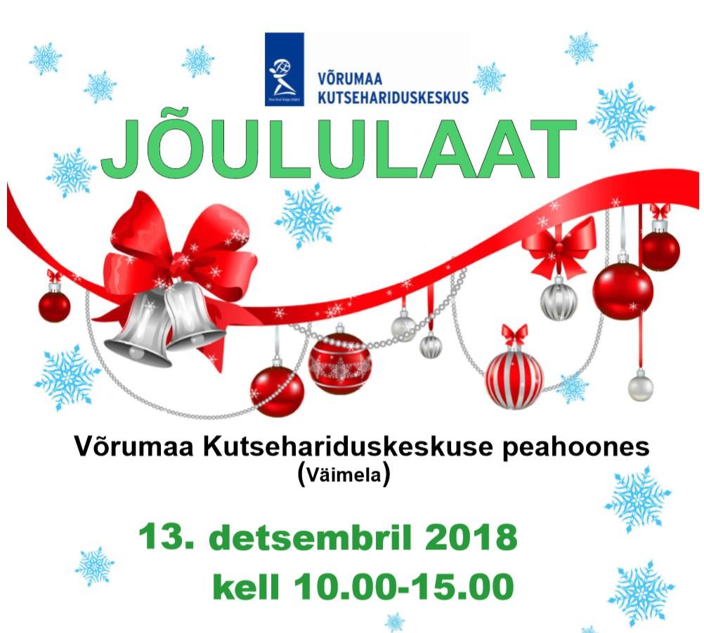 Jõululaat 2018