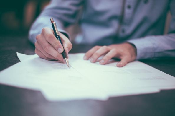 Kirjandi kirjutamine