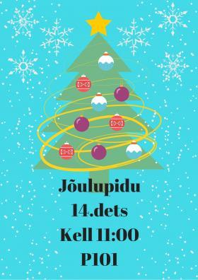 Jõulupeo plakat